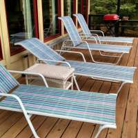 You'll want to step out on your deck....