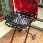Grill available on the Deck - just add your charcoal and burgers!