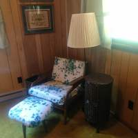 Sitting/reading area in Guest room 2